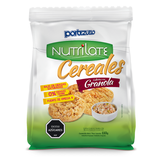 Galleta nutrilate granola
