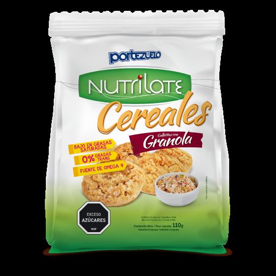 Galleta nutrilate granola