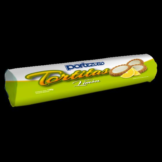tortitas limón