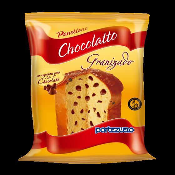 pan dulce chocolatto
