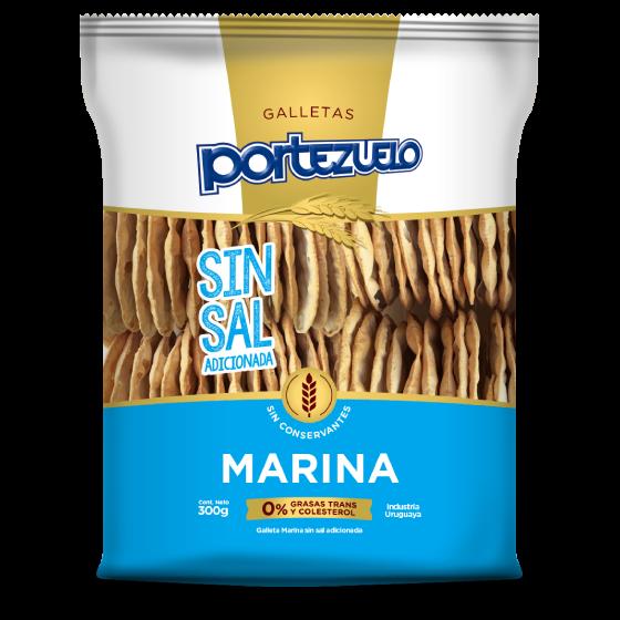galletas marina sin sal