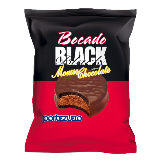 Bocado Black Mousse