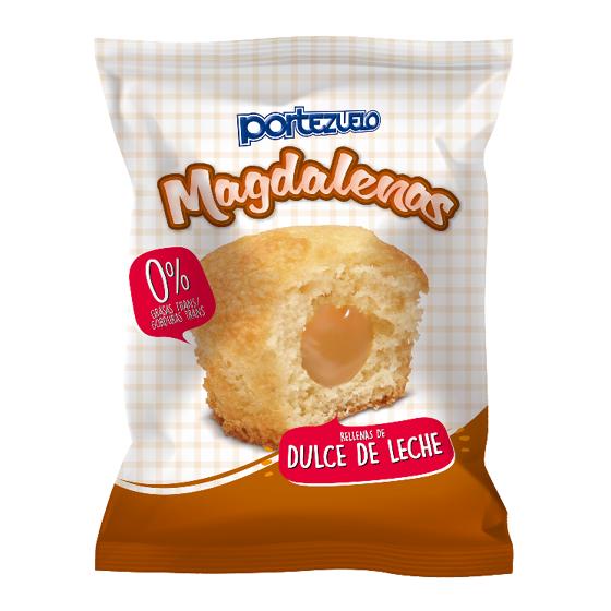 magdalena dulce de leche portezuelo