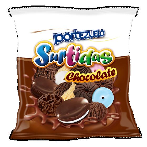 Surtidas chocolate