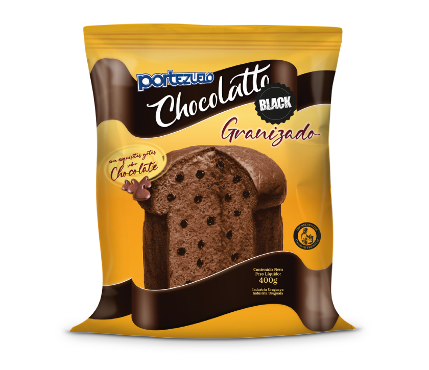 Pan Dulce Black Chocolatto